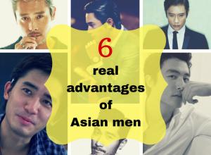 6 realadvantagesof Asian men