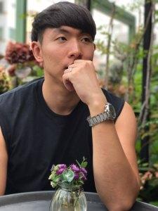 korean boyfriend AMWF