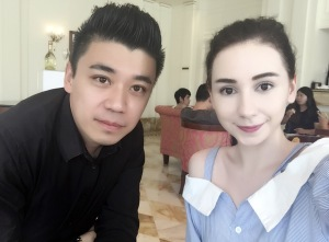 chinese guy australian girl love