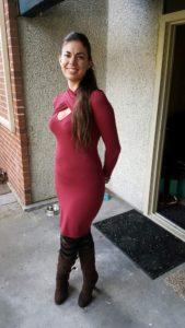 hot american girl