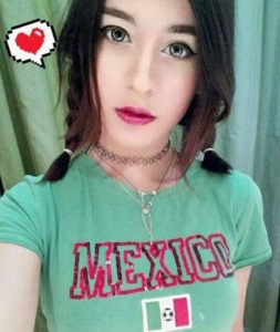beautiful mexican girl