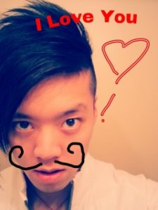 my asian boyfriend