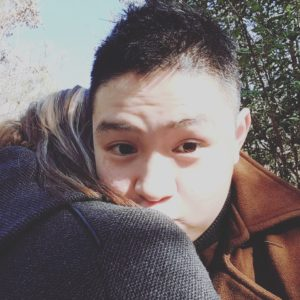 my HK boyfriend